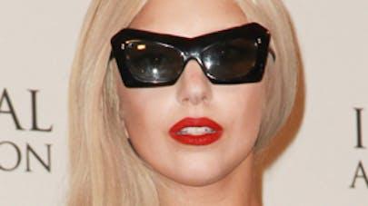 Lady Gaga choisie pour être la marraine du fils d'Elton   John