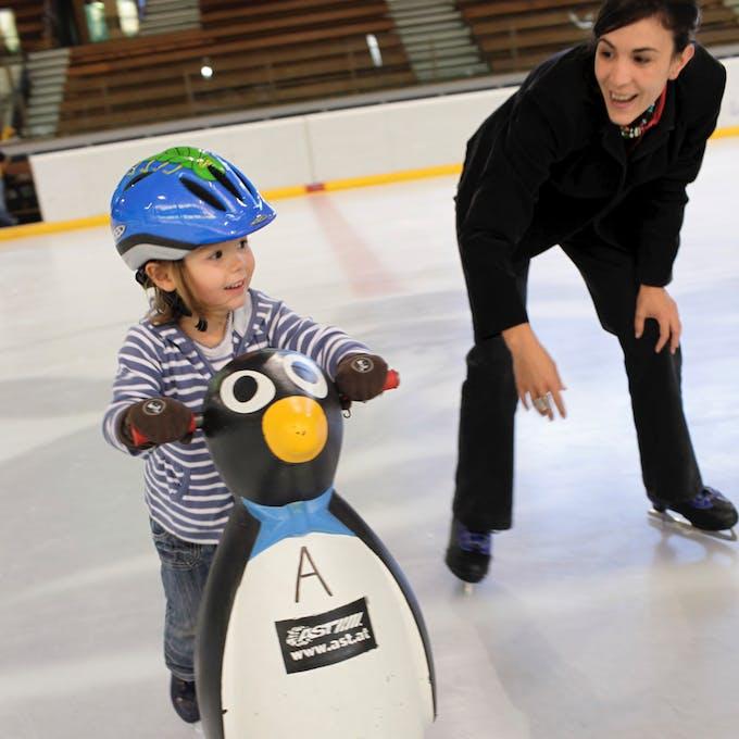 enfant patiner image