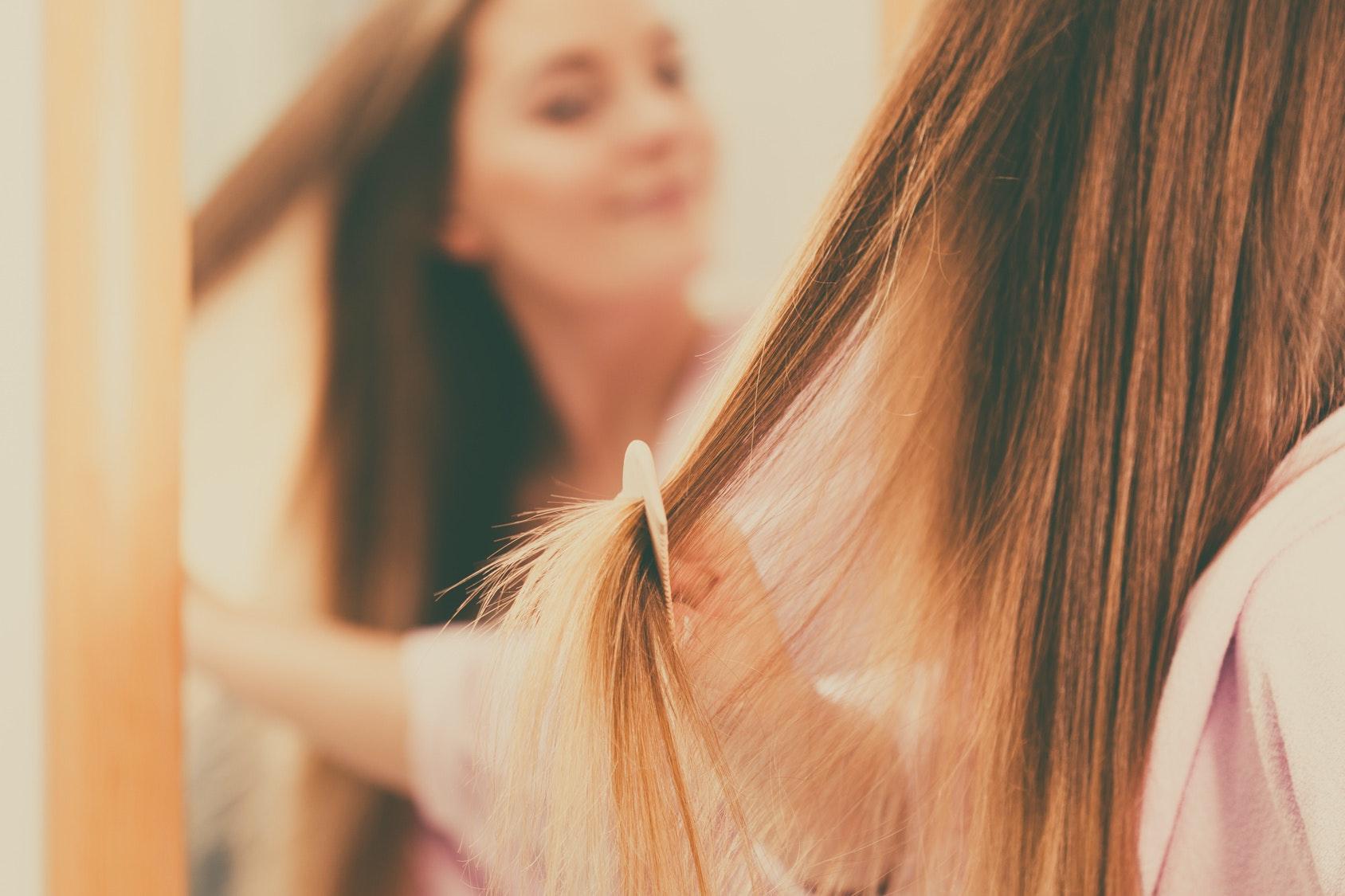 Traitement chute de cheveux femme apres accouchement