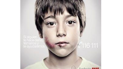 Une campagne anti-maltraitance visible uniquement par les   enfants