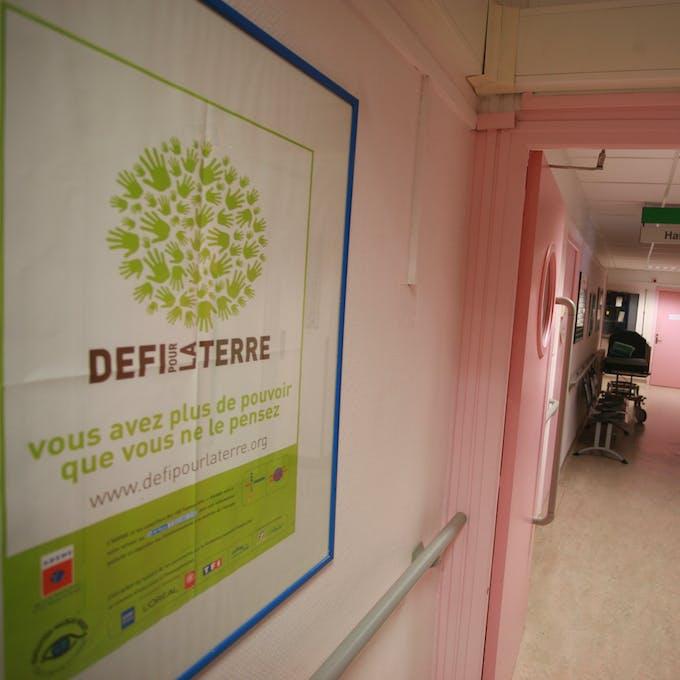 couloir maternité