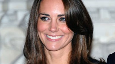 Kate Middleton élue