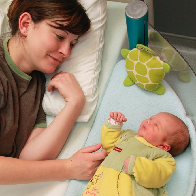 nouveau-né - table à langer