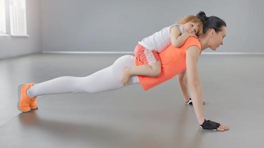 Retrouver la forme après bébé
