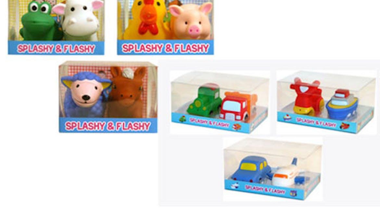 Les jeux de bain jouets pour le bain for Lumiere pour le bain