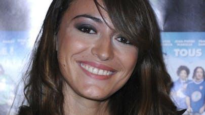 Rachel Legrain-Trapani enceinte de son premier   enfant