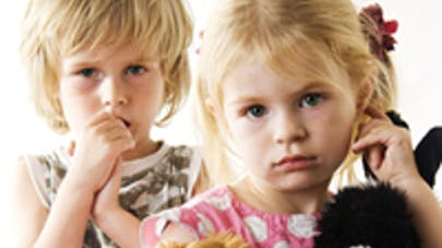 Les conflits entre frères et sœurs entraînent une   fragilité psychologique