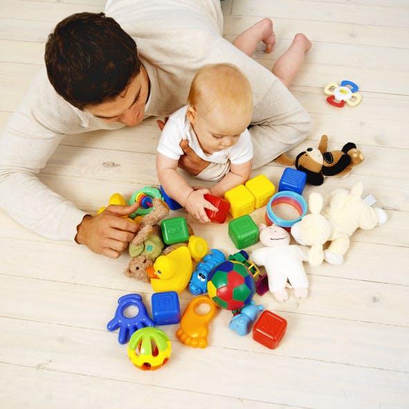 Les pères sont-ils prêts à s'occuper de leurs enfants pour   388 euros par mois?