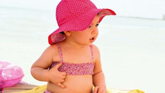 Bébé : les maillots de bain 2013