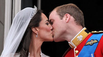 Kate Middleton et le prince William remercient la   maternité St Mary