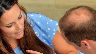 Kate et William : la présentation du royal baby