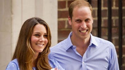 Le royal baby s'appelle George