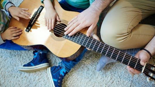 Trouver la bonne activité artistique pour votre  enfant