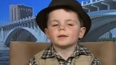 Un Américain de 4 ans réélu maire de son village !