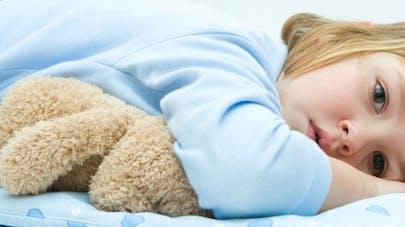 Les colères de l'enfant dues au manque de sommeil