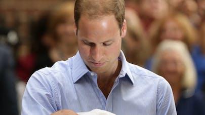 Le prince William se confie sur sa paternité