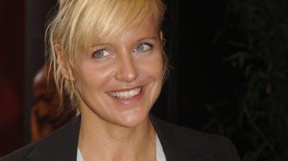 Céline Géraud a accouché de son troisième enfant