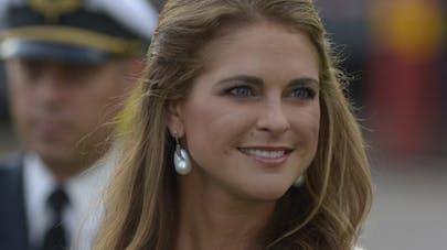 La princesse Madeleine de Suède est enceinte