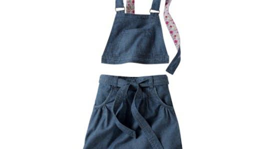 Notre sélection de tenues en jean pour femme enceinte