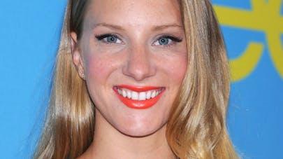 Glee : Heather Morris est maman