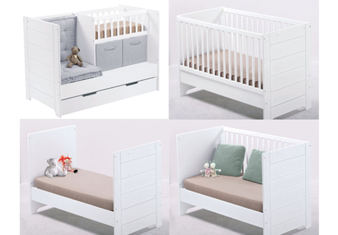 Mobilier volutif pour la chambre de b b for Separation chambre parents bebe