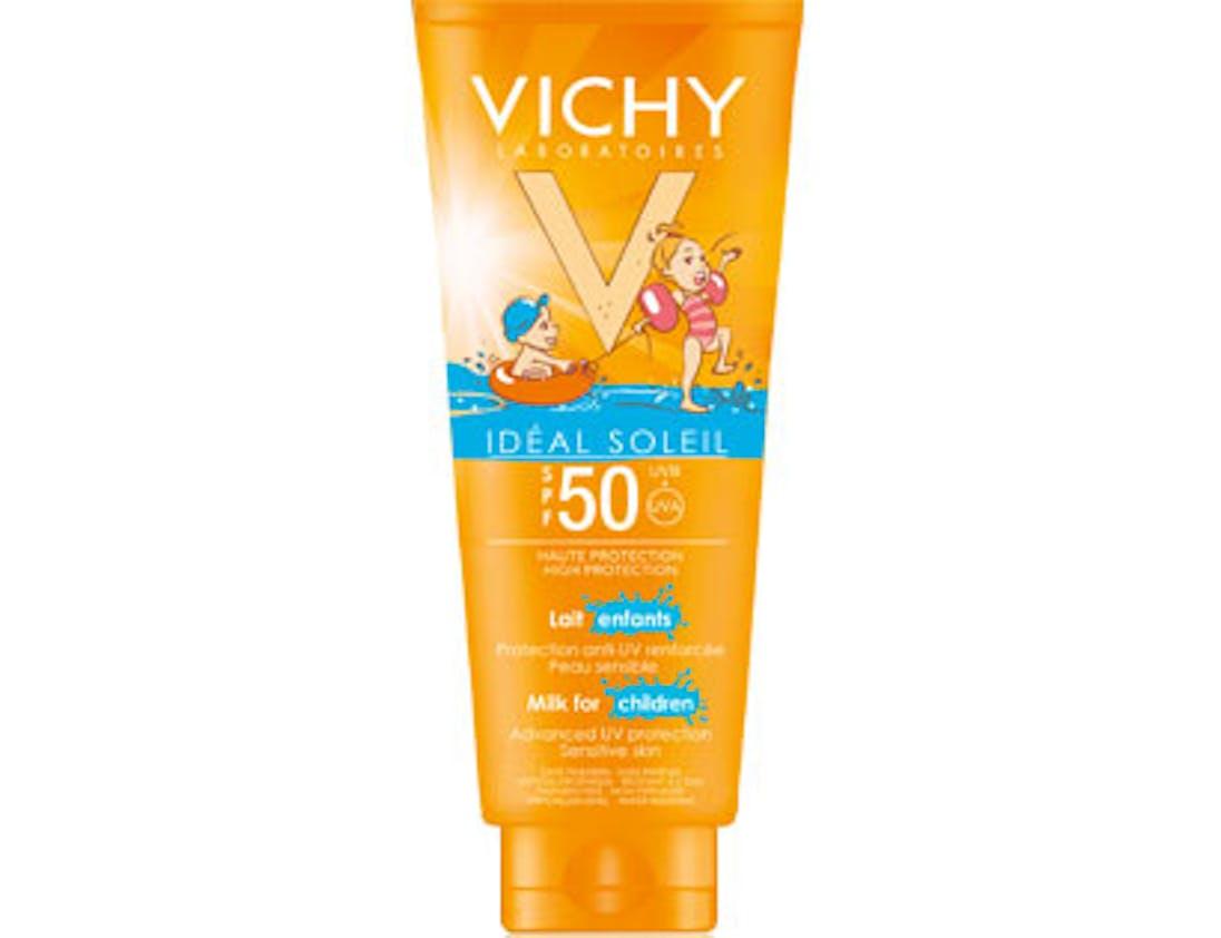 Lait solaire Vichy