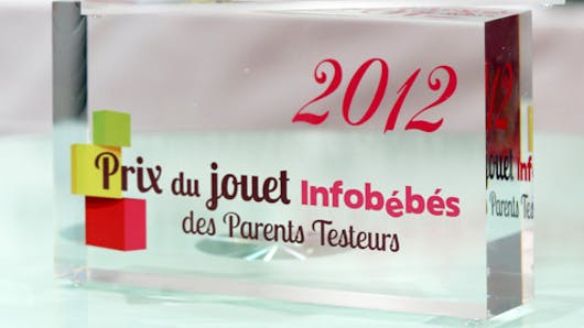Prix du jouet Infobébés : la soirée en images