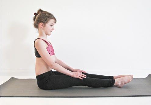 Mouvement 5 : position assise