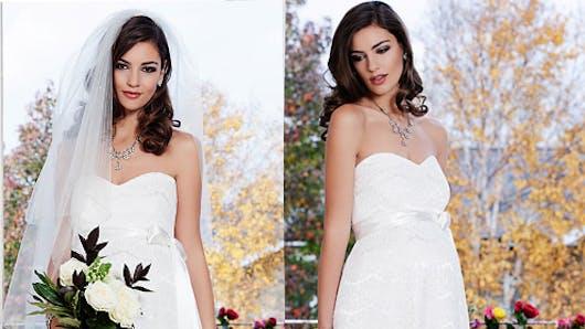 12 robes de mariées pour femmes enceintes