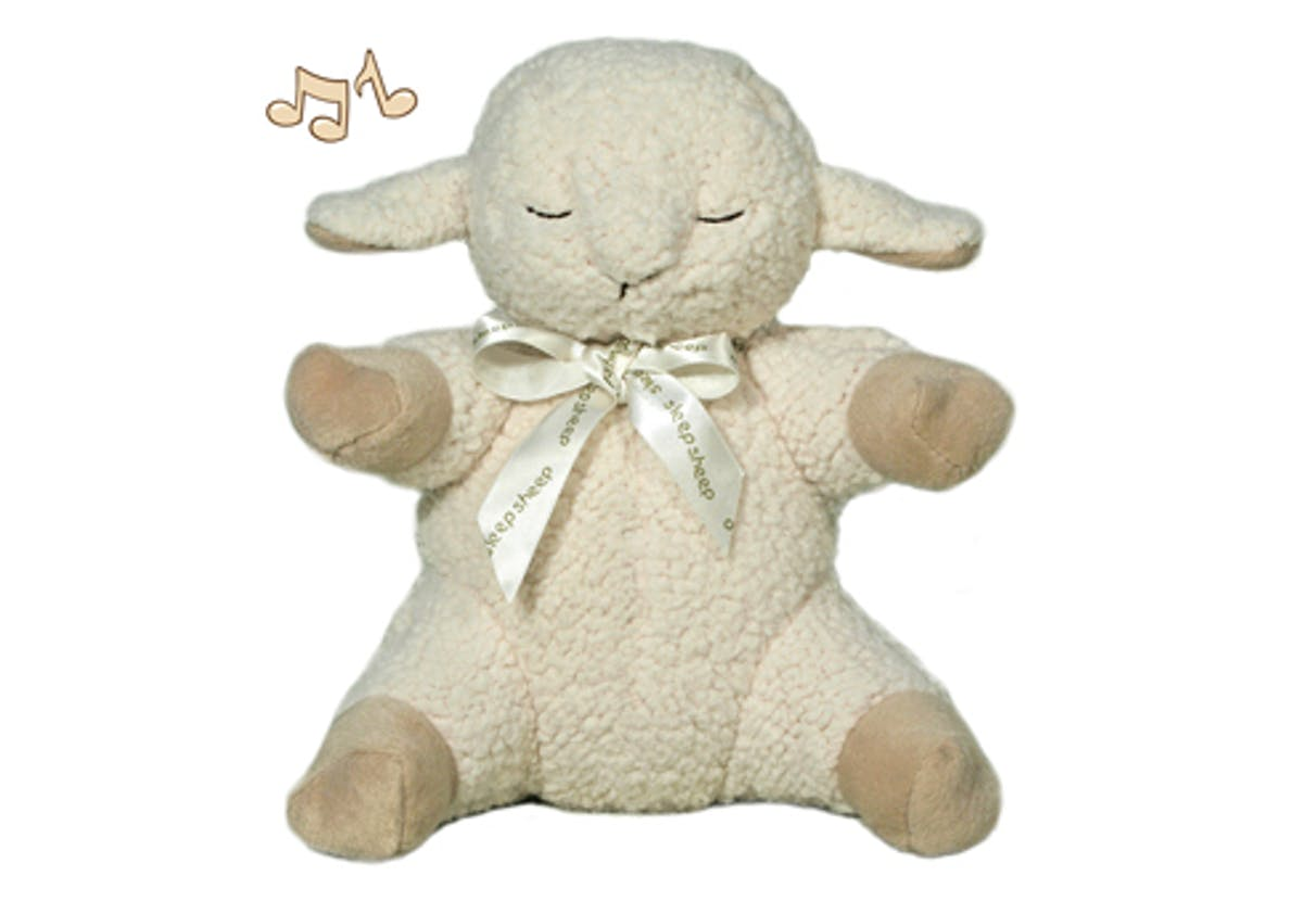 Sleep sheep on the go, Cloud B