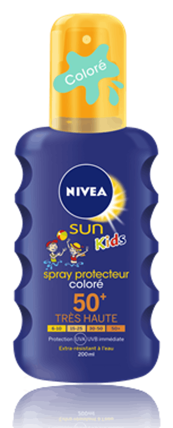 Spray Sun Kids de Nivea