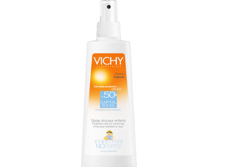 Spray douceur enfants de Vichy