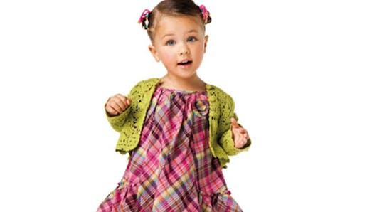 Ses petites tenues à carreaux