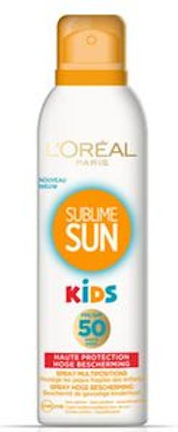 Sublime Sun Enfant de L'Oréal