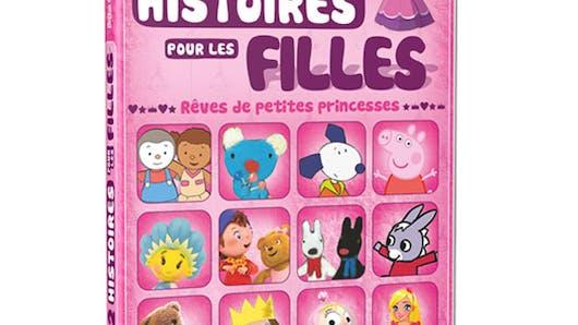 Ma compil' : 12 histoires pour les filles
