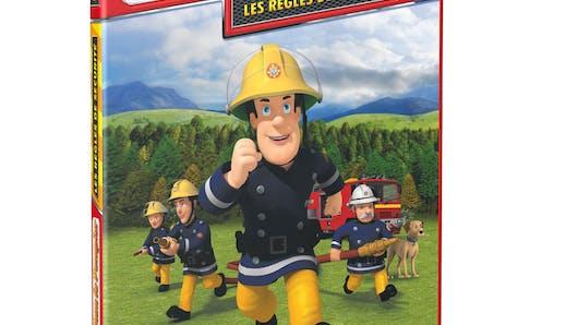 Sam le Pompier : Les règles de sécurité (vol.1)