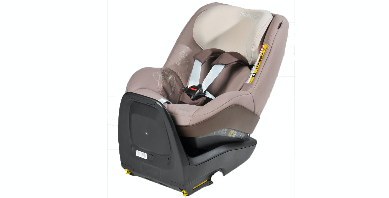 Le siège-auto 2wayPearl