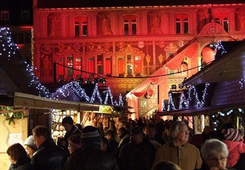 Les meilleurs marchés de Noël en 2011