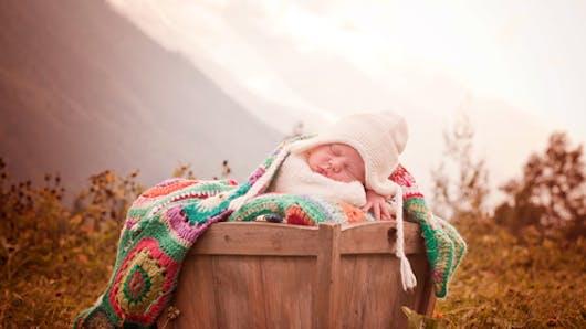 """""""Bébé en automne"""" : les 10 photos gagnantes"""