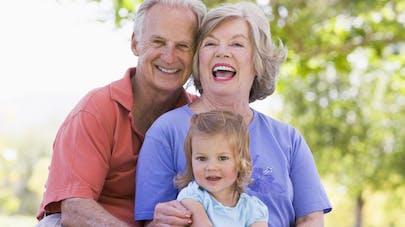 Les grands-parents toujours au cœur de l'éducation des   enfants