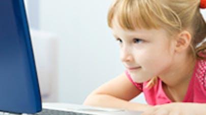 Enfants sur Internet : des parents plus ou moins   inquiets