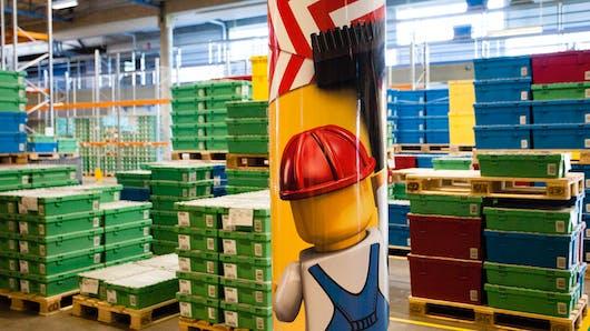 Dans les coulisses de Lego