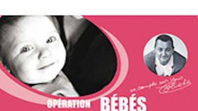 Bébés Restos du Cœur : nouvelle édition