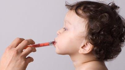 Médicaments pour enfants : attention aux erreurs de   pipette !
