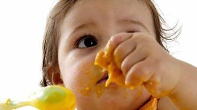 Les enfants libres de manipuler la nourriture apprennent   plus vite