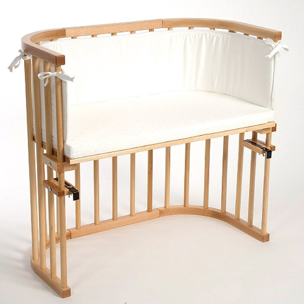 Berceau co dodo babybay original de bambinou - Lit bebe qui s accroche au lit des parents ...