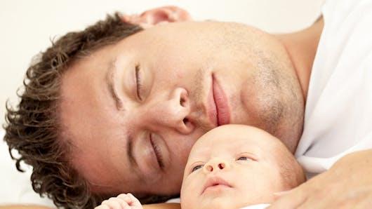 L'alimentation du futur papa influence la santé de son enfant