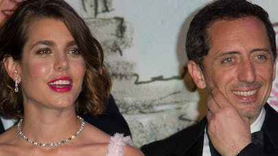 Charlotte Casiraghi et Gad Elmaleh sont parents