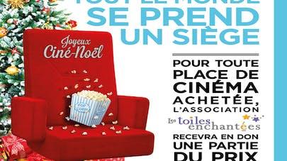 Le 25 décembre, la place de cinéma profite aux enfants   handicapés