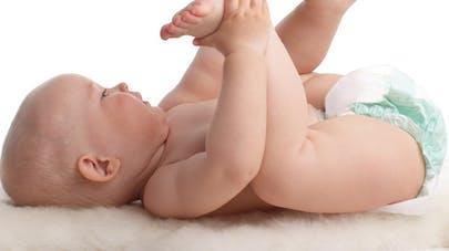 Le lait maternel efficace pour soigner les érythèmes   fessiers
